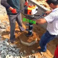 技术先进管桩取土必备小型掏桩机实用