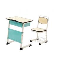 朗哥家具 课桌椅KZY017 新型课桌椅 厂家定制