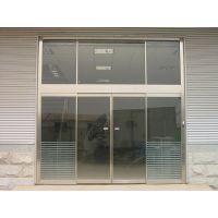 宁波感应门安装,电动平移门,自动玻璃感应门报价