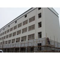 PVC外墙挂板是建筑装修材料的一次革新,成为了外墙涂料、瓷砖的替代材料