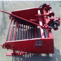 拖拉机带动土豆收获机 地蛋挖掘机视频 马铃薯收获机视频