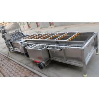 果蔬清洗机 蔬菜加工设备 果蔬清洗机厂家