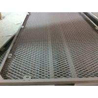 白色吊顶网板-铝合金吊顶网板