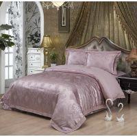 四件套床笠床罩床裙款高支高密全棉绗缝被套喜庆纯棉床上用品特价