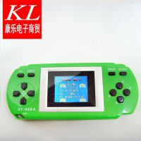 批发胜源游戏机中英文充电彩屏手掌游戏机288合一智益掌上游戏机