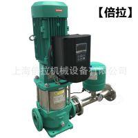 德国威乐MVI1605供水设备 变频恒压5.5KW德国威乐变频泵节电设备