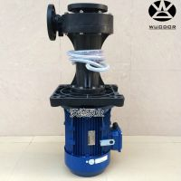 立式可空转直立式耐酸碱化工泵 强酸碱离心泵 TD-40SK-1泵 台湾塑宝泵