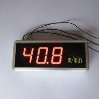 昕恒特厂家直销 5寸数码管3位双面室内计速看板 计速电子看板