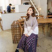 米梵张莉东莞尾货服装批发 品牌女装折扣特价连衣裙尾货紫色皮衣