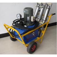 开山厂家直销柴油电动型液压劈裂机 大型岩石劈裂机