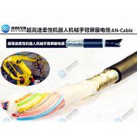 RVVYSP4X0.75+1X2.5,编码器电缆RVVYSP,专用信号电缆线,机床用电缆