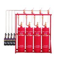 嘉峪关市气体灭火系统图有管网悬挂式七氟丙烷 气溶胶灭火装置