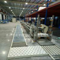 广东厂家直销各类滚筒定制 镀锌滚筒 承重伸缩滚筒  滚筒输送机