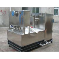 TJGY(T)-55-22-7.5/2,TJGY(T)厨房油水分离器,食堂隔油提升器