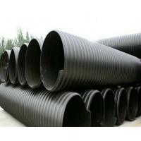 专业生产市政管道产品系列 双壁波纹管 电力管 塑料检查井