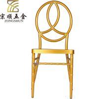 酒店家具出售欧式金属古堡椅 户外婚礼椅 支持加工定制