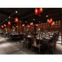 重庆火锅店装修设计 专业餐饮连锁装修设计