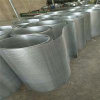 图案冲孔板 长条孔筛板孔尺寸 不锈钢筛板