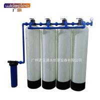 广旗供应小型中央净水器 多介质石英砂澄清净化水质过滤器