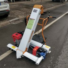 汽油收谷装袋机 自走式谷物装袋机工作视频