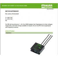 MURR穆尔电子EMC现货抑制器模块26073 20680
