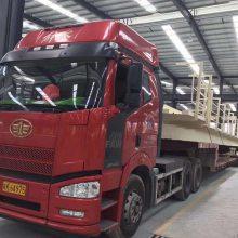 上海到驻马店17米平板拖头大挂车长途运输