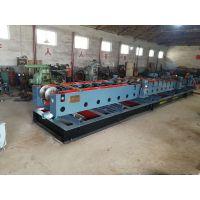 山东电缆桥架冷弯设备桥架自动生产设备潍坊德恒冷弯机械QJ600