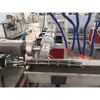 中瑞PVC-U65/25加筋管生产线单螺杆管材挤出机设备