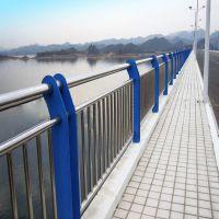 盘州不锈钢复合管桥梁护栏 人行天桥护栏高速公路桥梁防抛网片ql-10-01