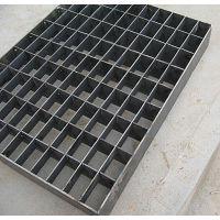 安平县恩典金属热浸锌地沟盖板 防盗型格栅沟盖 不锈钢钢格板