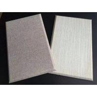 硬包吸音板效果如何 高质量环保阻燃硬包吸音板