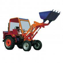 生产销售矿用四轮铲土机 搅拌站砂石高卸式上料机 燃油轮式装载机