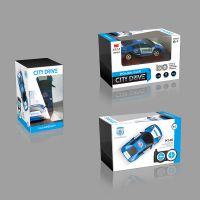 新品1:43仿真遥控车2.4G儿童电动遥控玩具汽车模型耐摔厂家直销