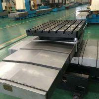可定制 测量 龙门机床护罩 机床钢板防护罩