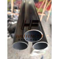 清远市304材质不锈钢圆管外径20厚度1.5拉砂管