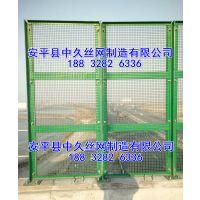 高速公路边框护栏公路护栏网 铁路护栏网圏山圈地焊接铁线网