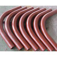专业生产碳钢4D大弯管 20#焊接弯头冲压无缝大弯管
