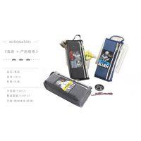 广州童珍步乐创意简约铅笔盒学生时尚笔袋韩国文具袋男女生文具盒笔袋定制