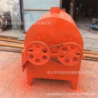 小型不锈钢炒货机 花生米滚筒烧煤炒货机 板栗炒货机多少钱