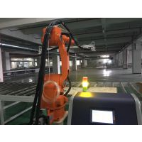 AMS床垫喷胶机 机器人自动喷胶机 床垫专机
