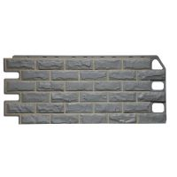 pp仿砖装饰外墙板 .绿色环保节能产品,有效阻隔热量散失和进入,可100%回收利用,不破坏环境
