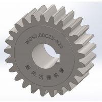 供应标准直齿轮【 M3.00 】,C型,精密齿轮,正齿轮