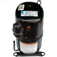 原装法国泰康活塞制冷压缩机 TAJ2446Z 1匹冷水机组制冷压缩机