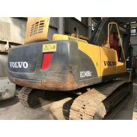 沃尔沃240挖掘机价格 二手挖机市场 上海二手挖掘机市场 -上海驰工