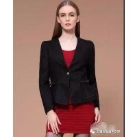 无锡西服旗袍定制教你黑色西装外套怎么搭配