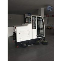 工厂物业驾驶式清扫车图片-山东瑞立环保品质保证
