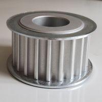 供应同步带轮 8M 5M 3M圆弧齿铝带轮 L MXL 45号钢皮带轮 可定做