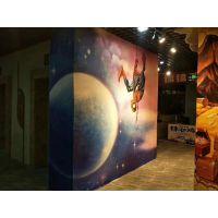上海墙体彩绘 上海手绘 手绘墙涂鸦