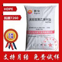 HDPE/抚顺石化/FHC7260/透明级,高抗冲,阻燃级,高光泽注塑级