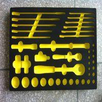 EVA海绵内衬定制减震防震定位EVA内衬海绵异形电脑锣定制加工